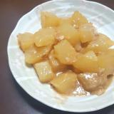 冬瓜とツナの煮物