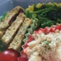 お弁当にも☆玉ねぎのソーセージのオムレツ