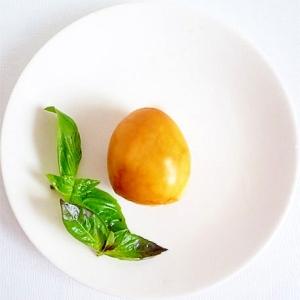 黄金の煮玉子 ターメリックエッグ