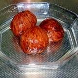 マロングラッセ風栗の渋皮煮