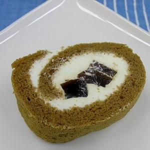 コーヒーロールケーキ☆