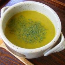ストック野菜のかぼちゃのスープ