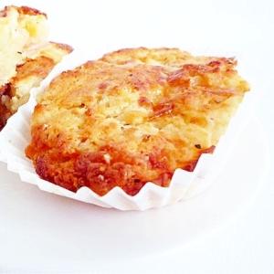 二種のチーズとベーコンのケーク・サレ