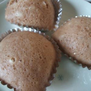 練乳ココア蒸しパン