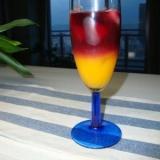 サングリア風★赤ワインベースの簡単カクテル