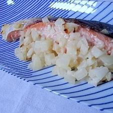 1才からの魚の西京焼き