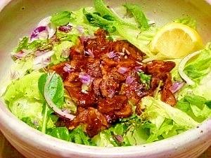 減塩☆ドライフルーツのベジサラダ