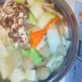 鶏塩鍋++