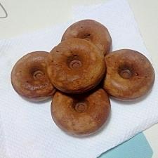 ココア焼きドーナツ++