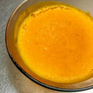 お鍋でつくる♪かぼちゃプリン