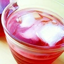 さっぱり美味しい 夏バテ防止に 赤紫蘇ジュー酢
