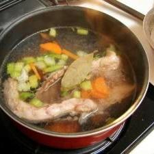鶏がらde本格ブイヨン スープストック 冷凍も可☆