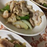 豚肉とピーマンの炒め物