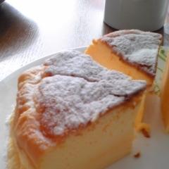 ハニーレモンチーズケーキ