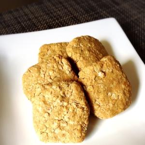 ヘルシースイーツ☆フェンネルとオレガノのクッキー
