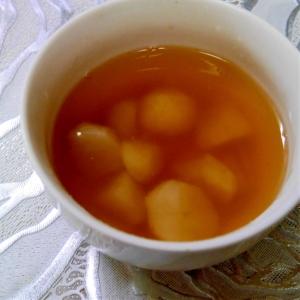 糖質制限やダイエットに!簡単菊芋スープ♪
