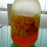 新生姜の蜂蜜漬け