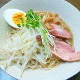 スープから作る☆冷やしラーメン(あっさり系醤油)
