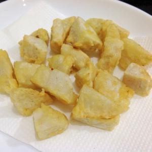 カリカリサクサク里芋の天ぷら ☆お弁当やおやつに