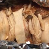 簡単♡鮭と たっぷりキノコの ホイル焼き