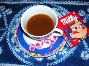 ほんのり甘いミルク味★ミルキーコーヒー★