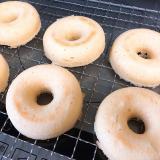 グルテンフリー!米粉とおからの焼きドーナツ