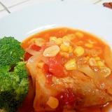 白身魚☆メキシコ風トマトソース