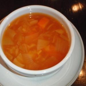 【お手伝いレシピ】野菜スープ