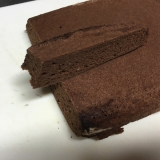 糖質制限☆簡単チョコケーキ風(蒸しパン)