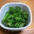 ちょいたし!「菜の花のおひたし」レシピ