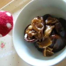 牡蠣のつくだ煮~お鍋に飽きたらこってりで!~カキ
