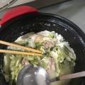 たっぷり白菜と豚肉のクリーム煮
