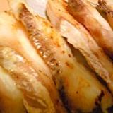 鯛の昆布締め焼