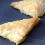 トルコのお菓子★ムスカ(お守り)型ラズのボレキ