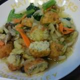 豆腐団子の煮物