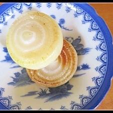 醤油バターの玉ねぎ焼き