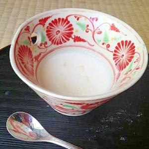 豆乳から手作り★自家製 豆乳ヨーグルト