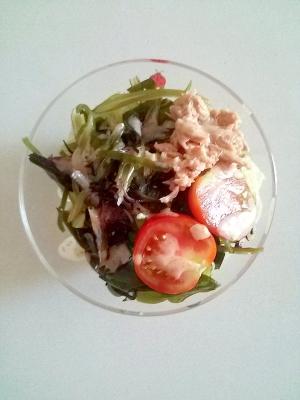 ほぼ海藻サラダ