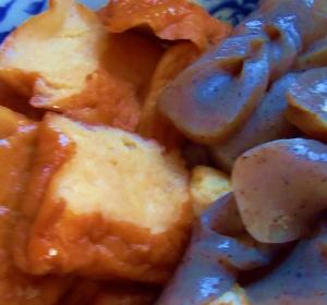 煮物リメイクレシピ 煮物炒め