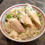 鶏とねぎのアジアン風炊き込みご飯