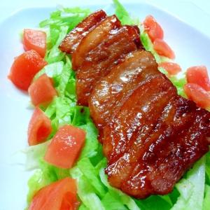 フライパンで簡単に!豚バラ肉の角煮風