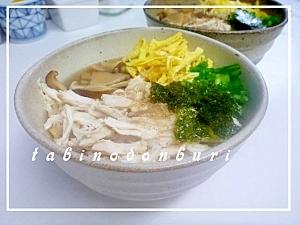 奄美大島の郷土料理 鶏茶漬け?! 鶏飯