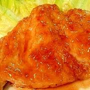 鶏むね肉の南蛮ステーキ