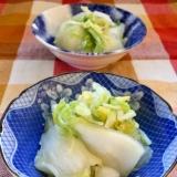 ハマる美味しさ♡白菜の漬物