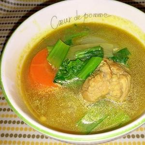 あっさり☆カレースープ