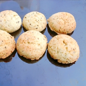 30分でできる簡単クッキー フレーバーティー味