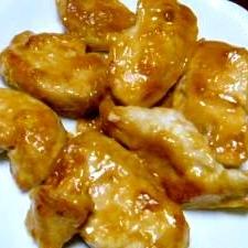 お弁当に!冷めても美味しい鶏胸肉のマヨ味噌ソテー