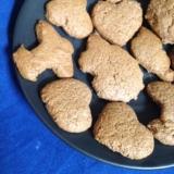 ホットケーキミックスでチョコクッキー