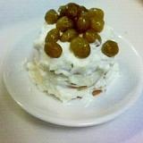 かのこヨーグルトケーキ