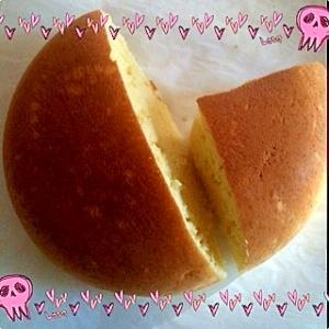 サツマイモのデイリーケーキ 炊飯器使用